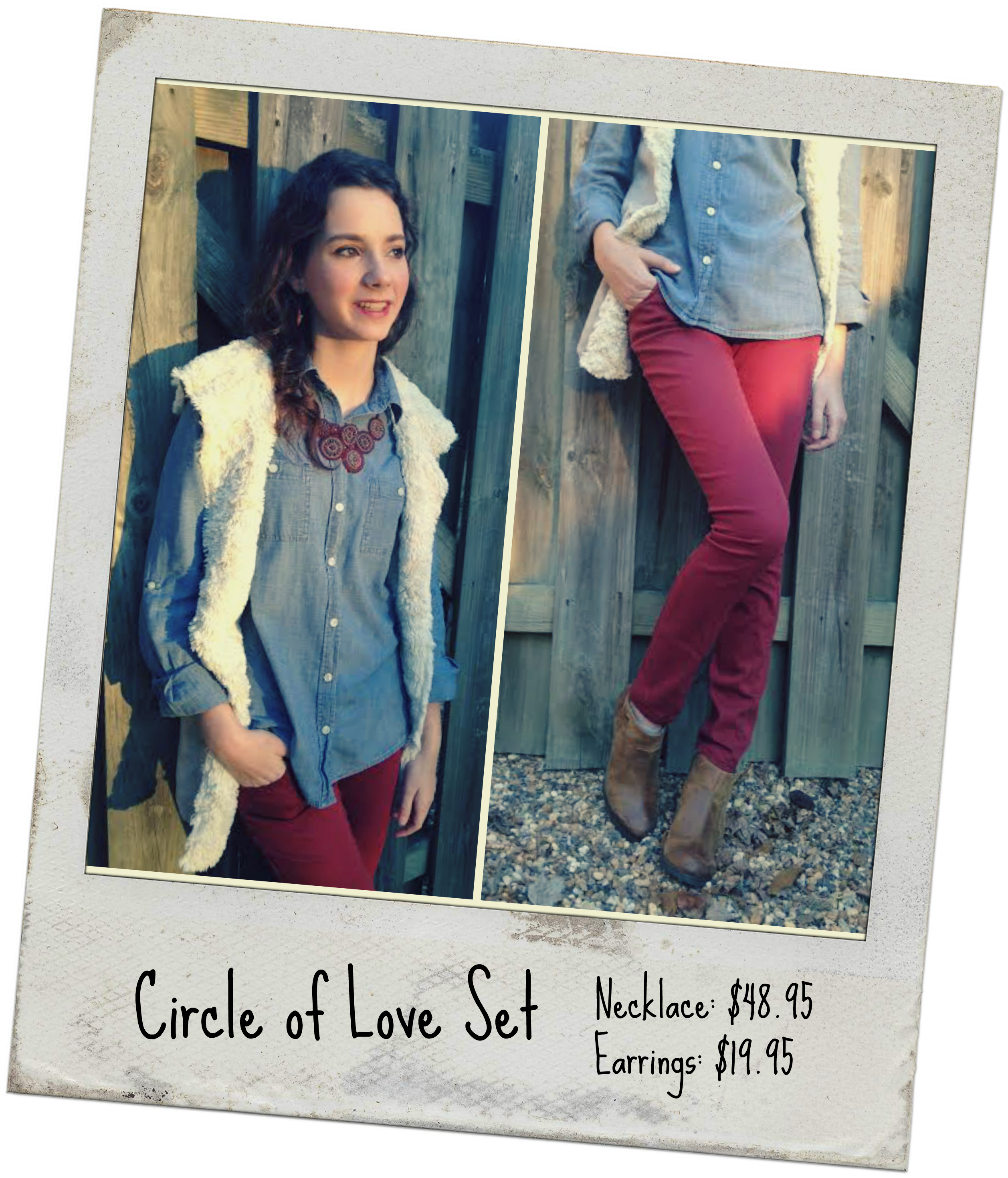 Circle of Love | Vi Bella Jewelry | Casual Comfortable Style