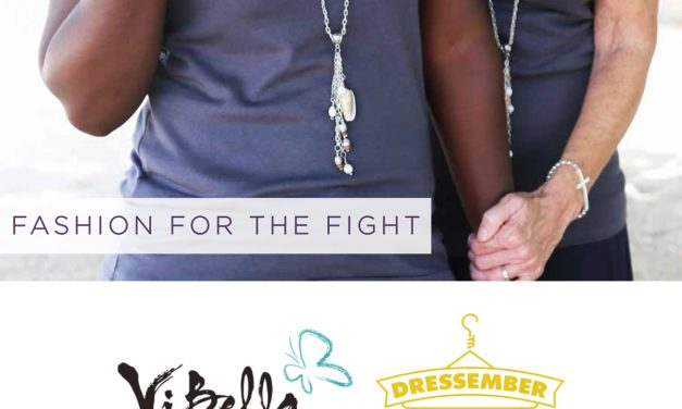Dressember:  Fashion For the Fight