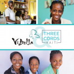 Vi Bella and Three Cords Haiti join hands to create a better life for Haitian Artisans